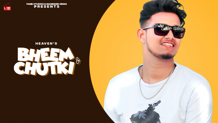 Tu Meri Chutki ma tera Bheem  Bheem Chutki  Apar New Punjabi Song 2021 Fame Studioz