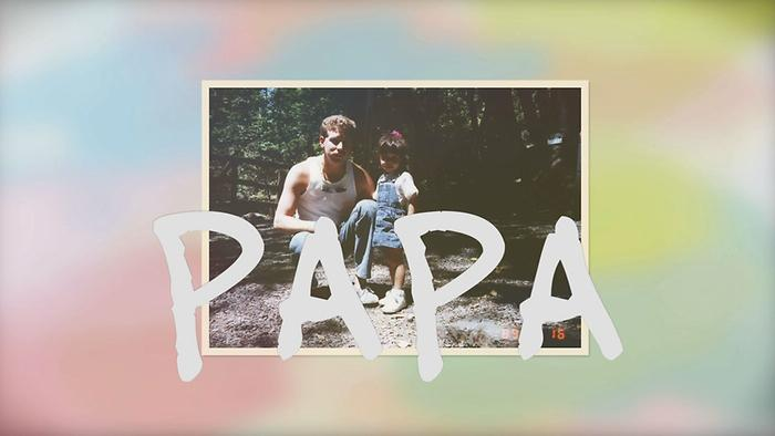 Papa Lyric Video