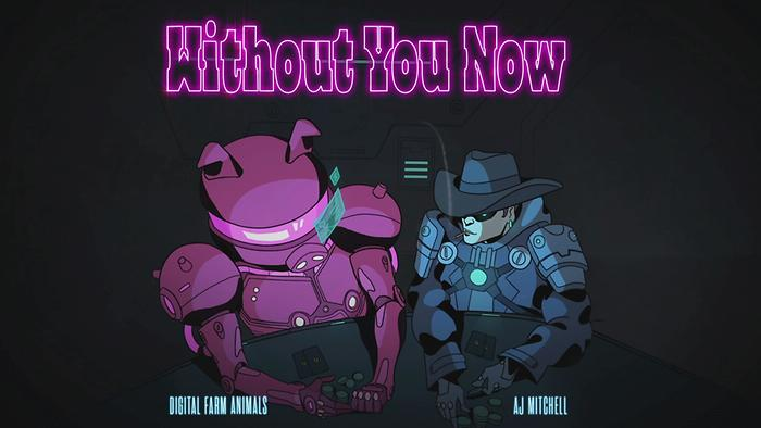 Without You Now feat AJ Mitchell Official Audio