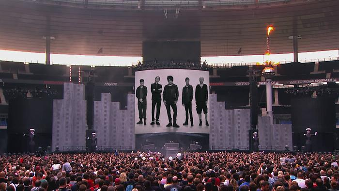 Trashmen Black City Concerts au Stade de France 2014