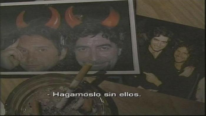 Otro Jueves Cobarde Videoclip Con Joaquín Sabina