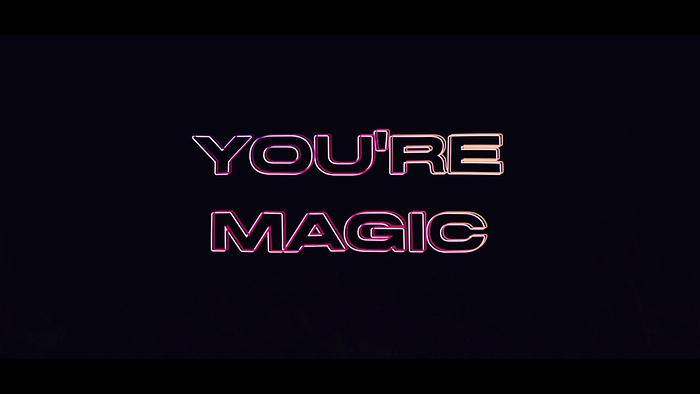 Magic Lyric Video
