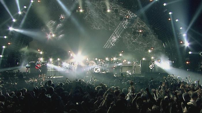 Fire Live At The O2 DVD