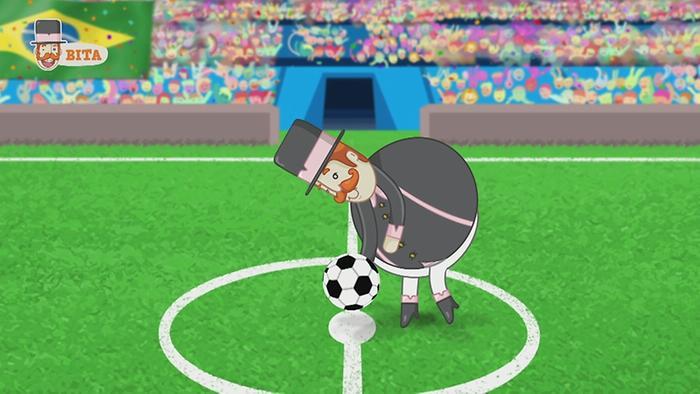 Bita e o Futebol Extras Videoclipe