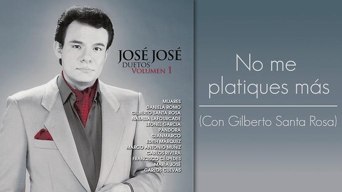 No Me Platiques Más Cover Audio