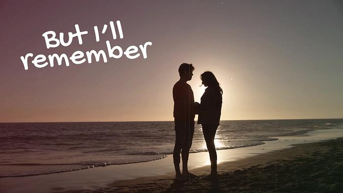 Remember Lyric Video