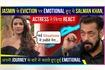 Jasmin Bhasin Reacts On Salman Khan's EMOTIONAL Gesture Talks About Her Journey In Bigg Boss 14