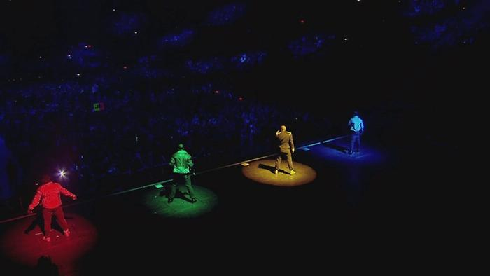 Everybody Backstreets Back Live at the O2