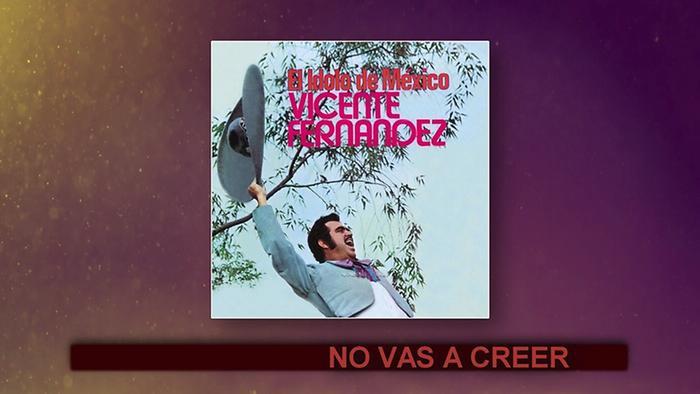 No Vas a Creer Cover Audio
