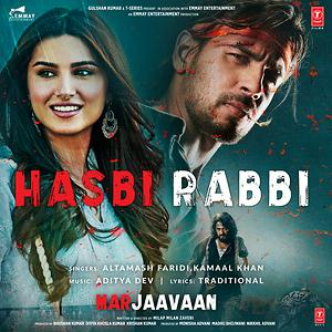 Hasbi Rabbi From Marjaavaan Songs Download Hasbi Rabbi From Marjaavaan Songs Mp3 Free Online Movie Songs Hungama