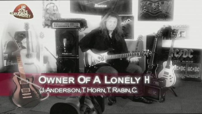 Owner of a Lonely Heart rendu célèbre par Yes
