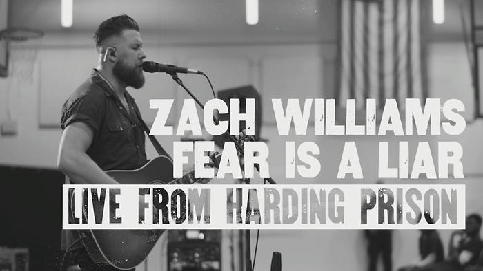 Fear is a Liar Live from Harding Prison