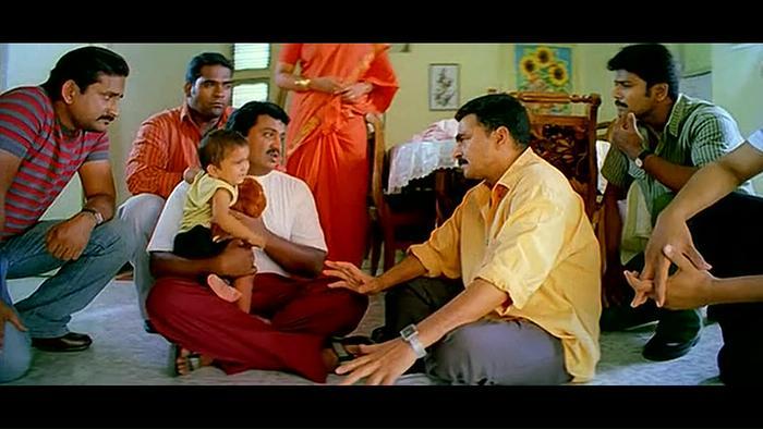 Sayaji Shinde Sunil Article Comedy Scene