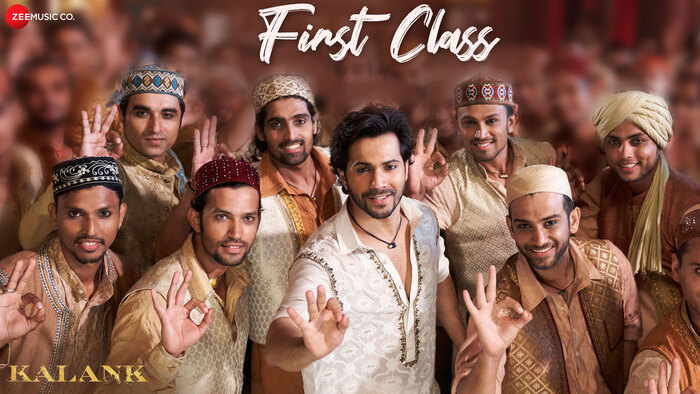 First Class Video Song From Kalank Hindi Video Songs Video Song Hungama