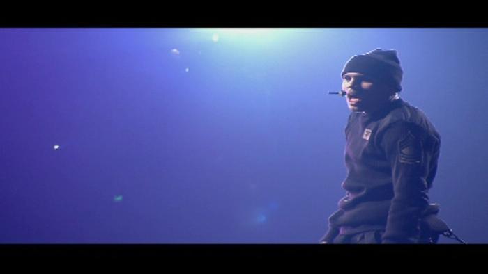 Chris Brown On Tour