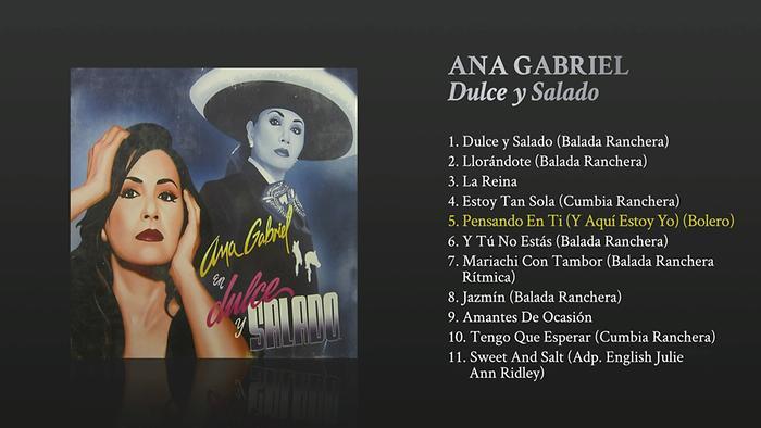 Pensando en Ti  Y Aquí Estoy Yo Bolero Cover Audio