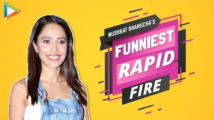Funny rapid fire