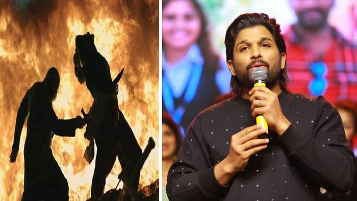 Allu Arjun Says Why Bahubali Killed Kattappa