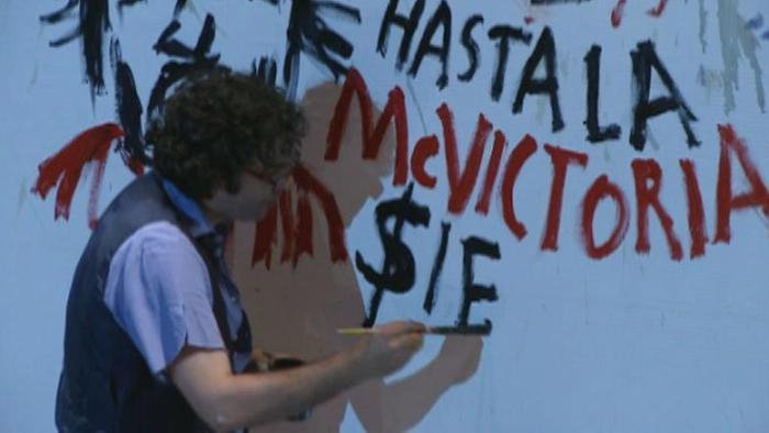 Mc Guevaras O Che Donalds Videoclip