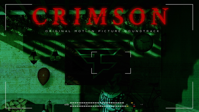 23 from the Crimson Soundtrack  Official Audio
