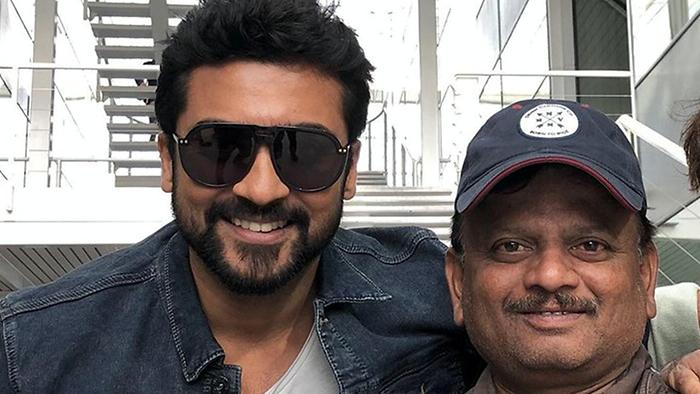 Suriya To Collaborate With Director KV Anand Again