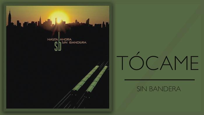 Tócame Cover Audio