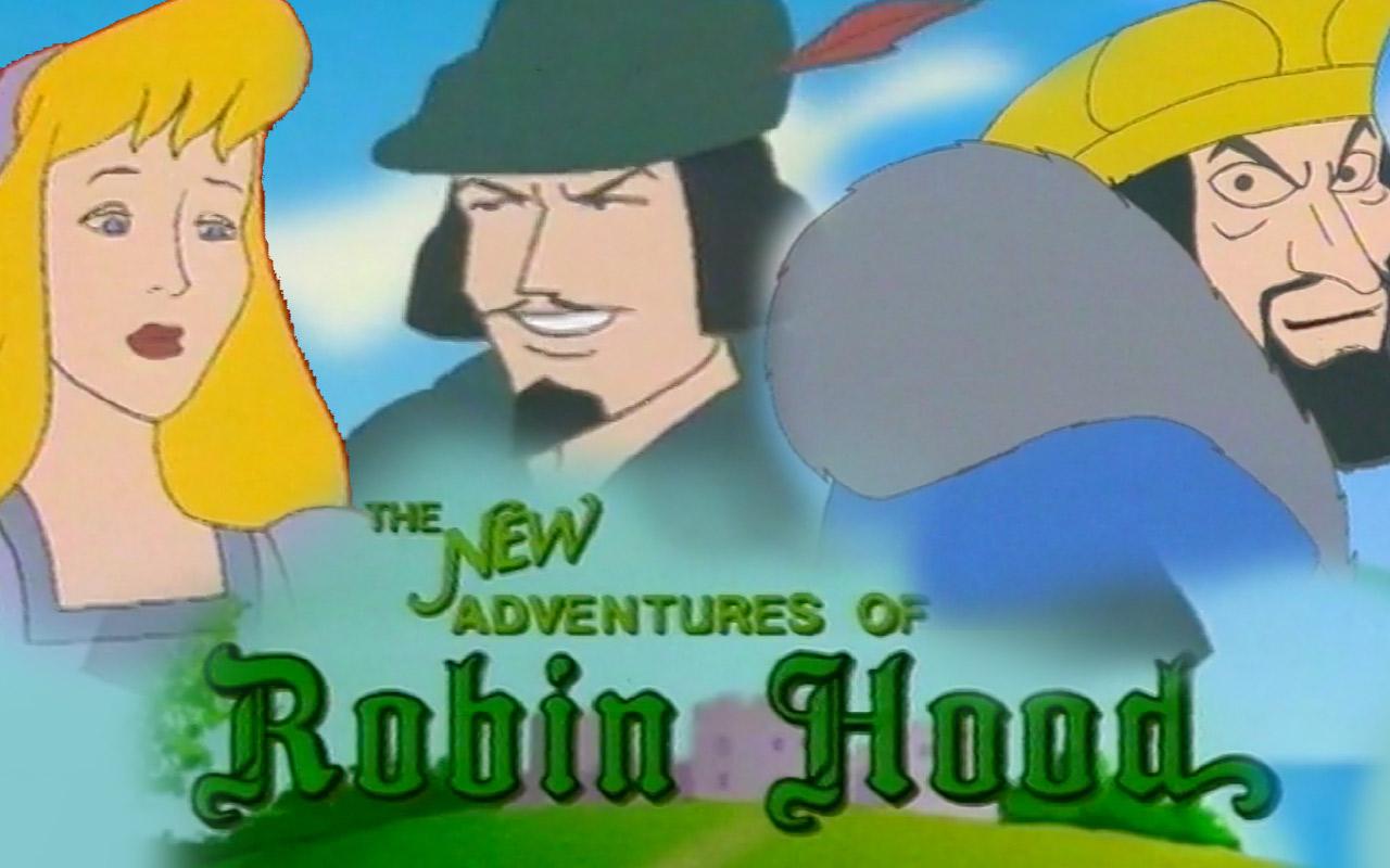 The New Adventure Of Robin Hood