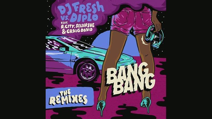 Bang Bang René LaVices Trigger Happy Remix Audio