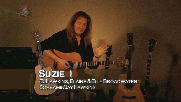 Suzie Q rendu célèbre par Creedence Clearwater Revival