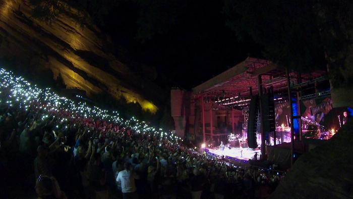 Back To Life Live From Red Rocks