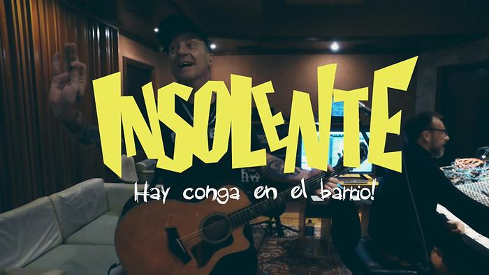 Insolente Official Video