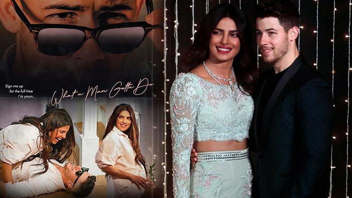 Nick Jonas Calls Priyanka Chopra Risky