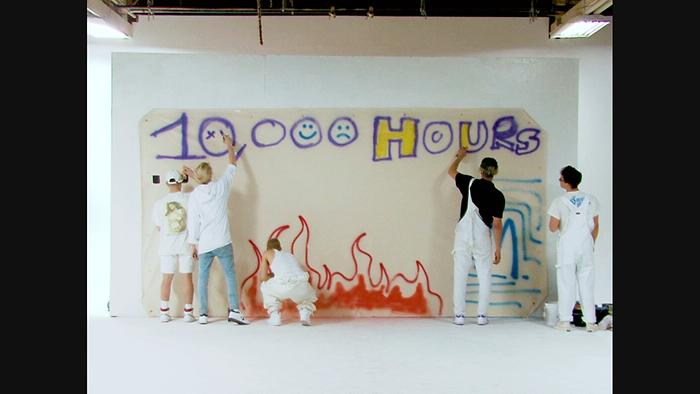 10000 Hours Official Video