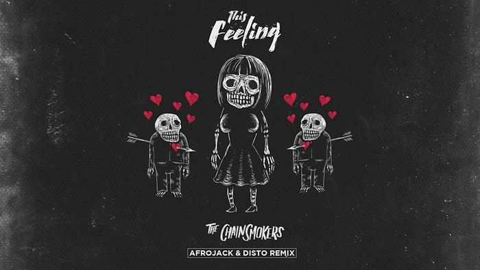 This Feeling Afrojack  Disto Remix  Official Audio