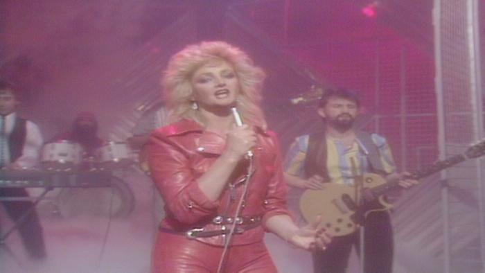 Total Eclipse of the Heart Top of the Pops 1984