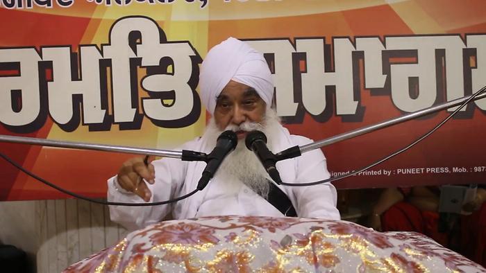 Shalok Sahaskriti Te Gatha Santha Vichar  5