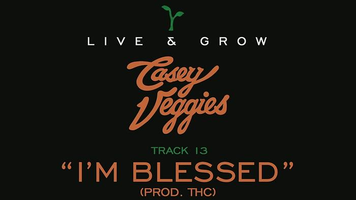 Live  Grow track by track Pt 13  Im Blessed