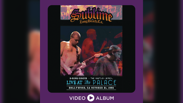 Falling Idols Live At The Palace1995