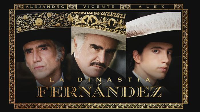La Dinastía Fernández La Derrota  Volver Volver Cover Audio