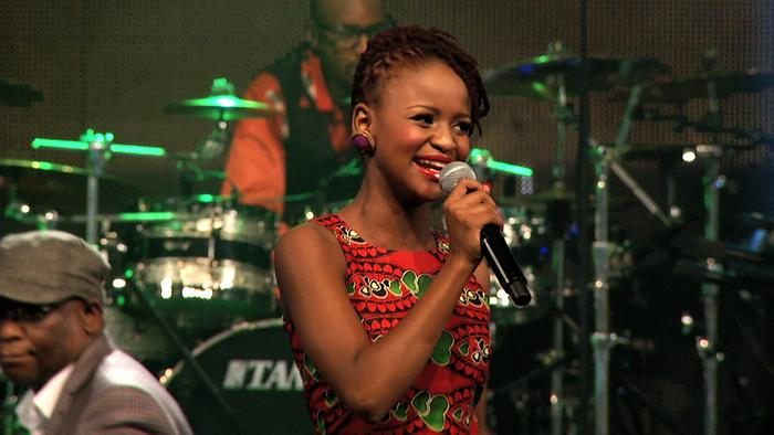 Lona Baratang Live at Rhema Ministries  Johannesburg 2013