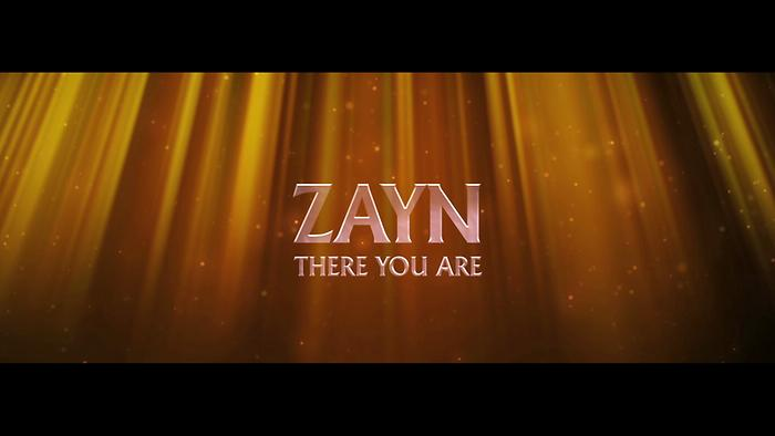 There You Are Lyric Video