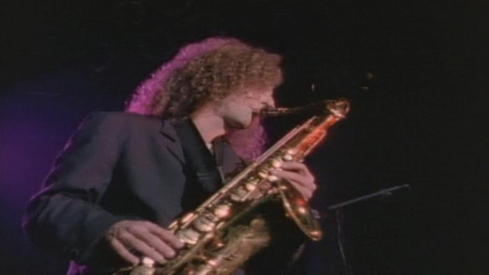 Midnight Motion from Kenny G Live