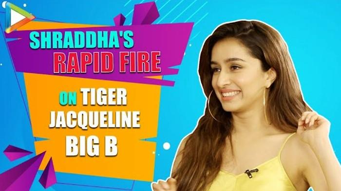 Rapid Fire With Shraddha
