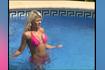 Blonde Pink Bikini