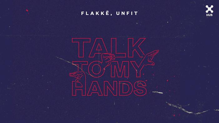Talk To My Hands Pseudo Video