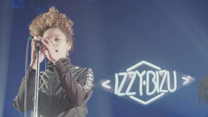 Izzy Bizu Backstage Pass