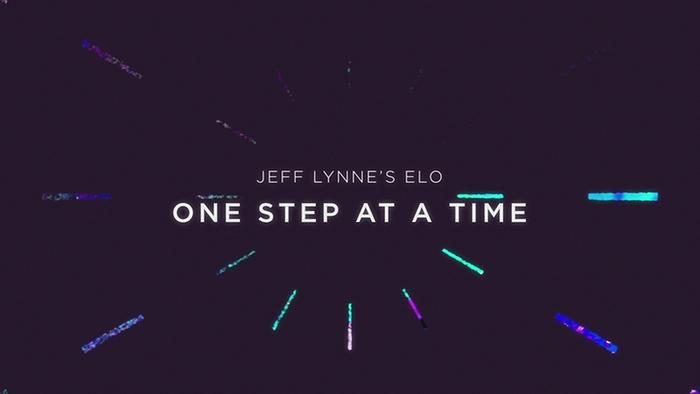 One Step at a Time Jeff Lynnes ELO  Lyric Video