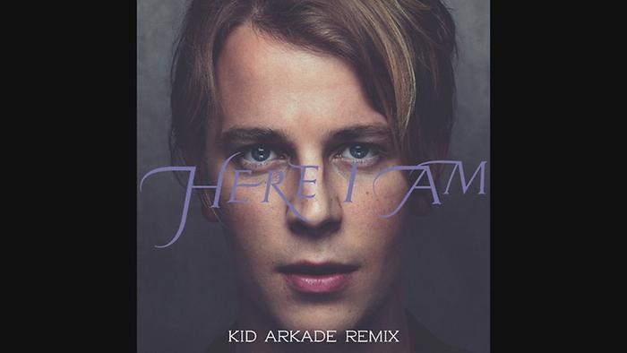 Here I Am Kid Arkade Remix Audio