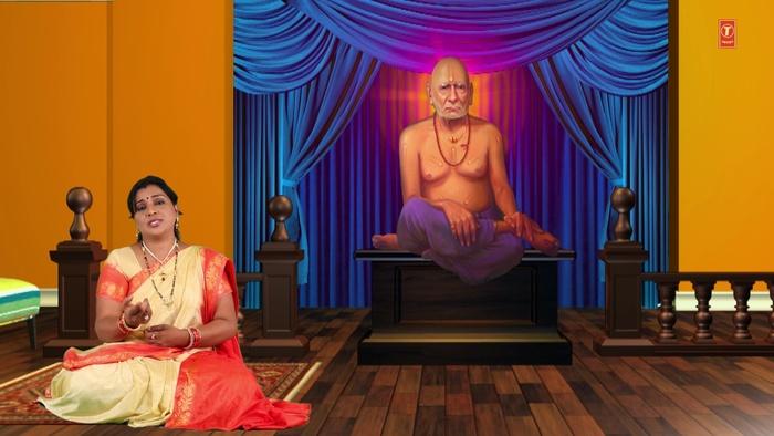 Darshan Dya Swami Samrtha