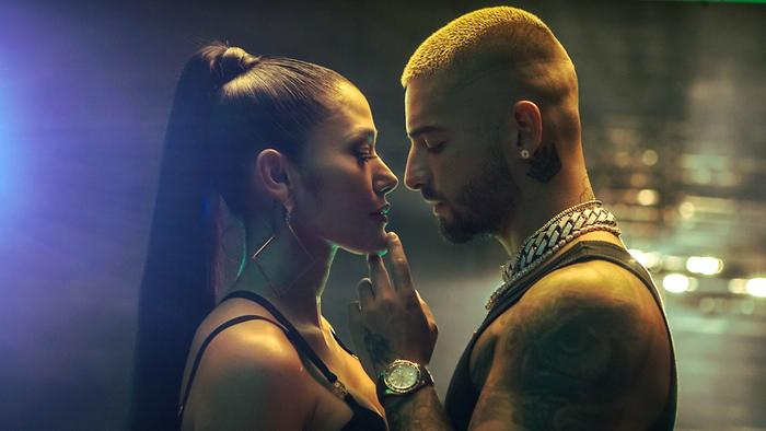 Así Así Official Video